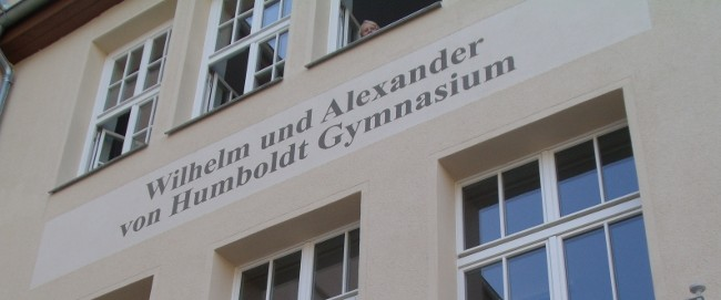 Humboldt-Gymnasium Hettstedt